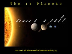 The 12 Planets