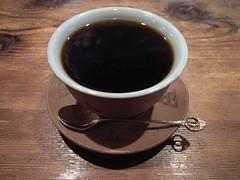 鎌倉、玄のブレンドコーヒー