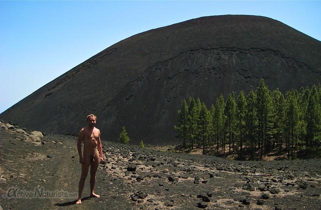 naturist 0001 Tenerife, Canary Islands, Spain