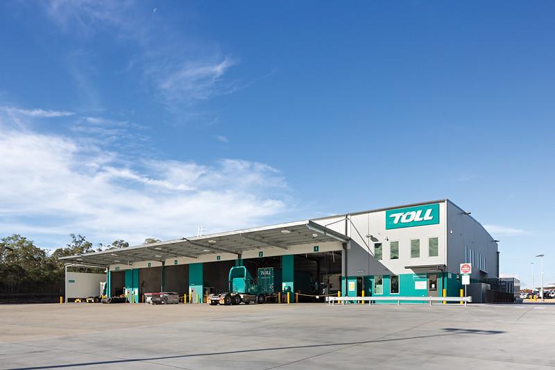 Toll Group Freight Facility, Karawatha QLD