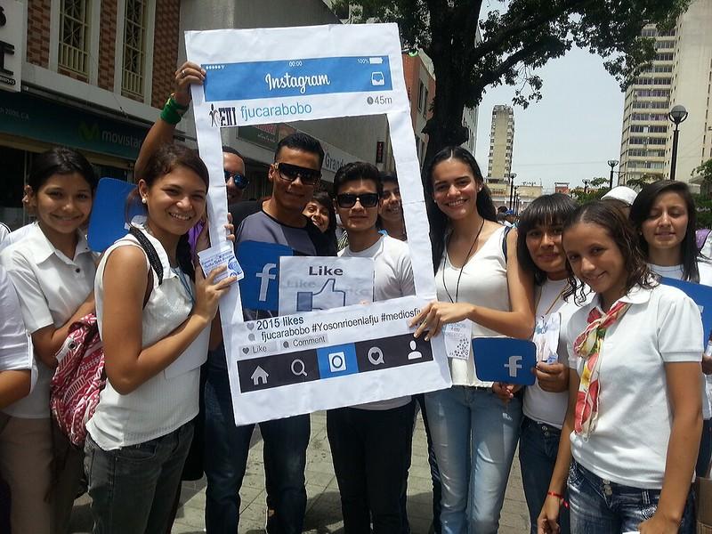 Caminata Social Media 2.0 (Edo. Carabobo)