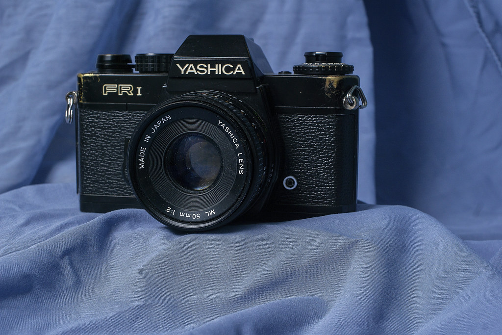 CCR - Review 20 - Yashica FR-I