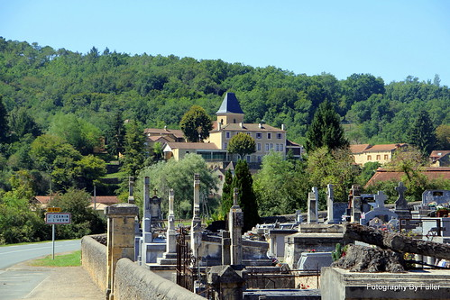 295. Saint Cernin de l'Herm, France. 21-Aug-15. Ref-D113-P295