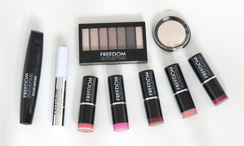 Freedom Makeup Haul (2)