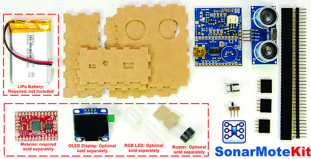 SonarMote Kit