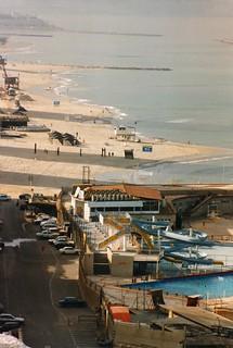 Israel    -   Tel Aviv    -   John's Trip    -   November 1987