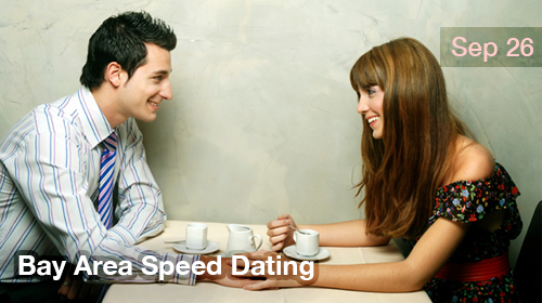 Speed dating events in bay area