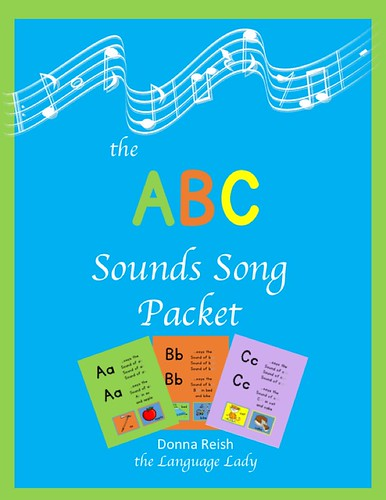 ABC Sounds Song Packet