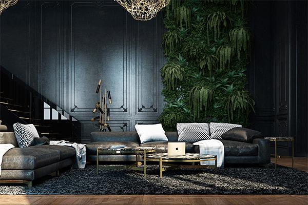 Glamorous Paris Apartment