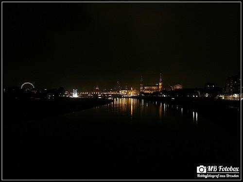 Feuerwerk @ Stadtfest Dresden 2015