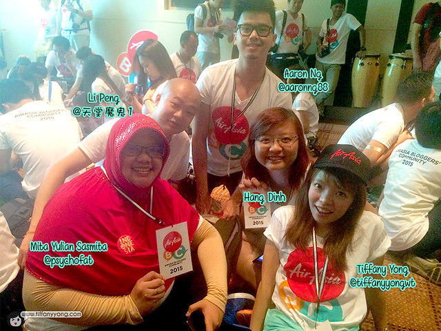 AirAsia Blogger Community 2015 1