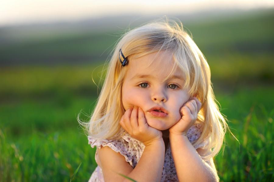 Фотосессия с детьми от трёх до пяти лет