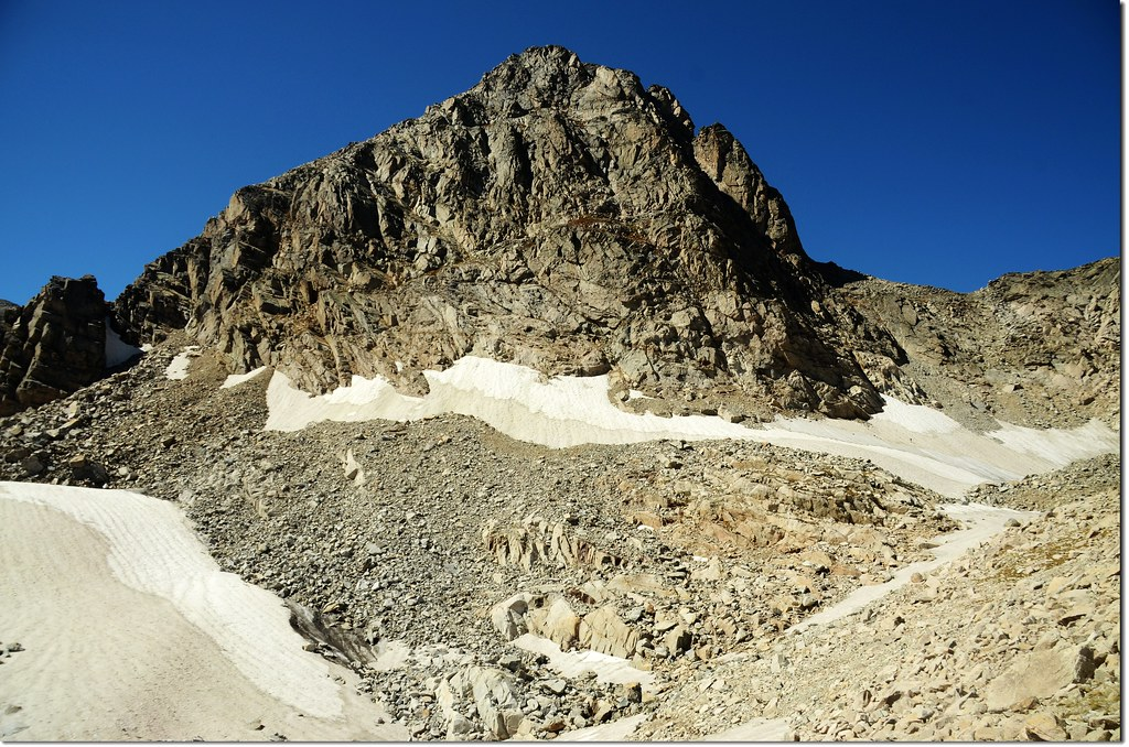Mount Toll from Upper valley 1