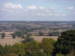 Pulloxhill from Sundon Hills