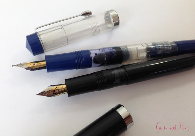 Review Fountain Pen Revolution Jaipur - Flex & M @FPRevolution (9)