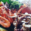 Mixed #seafoods