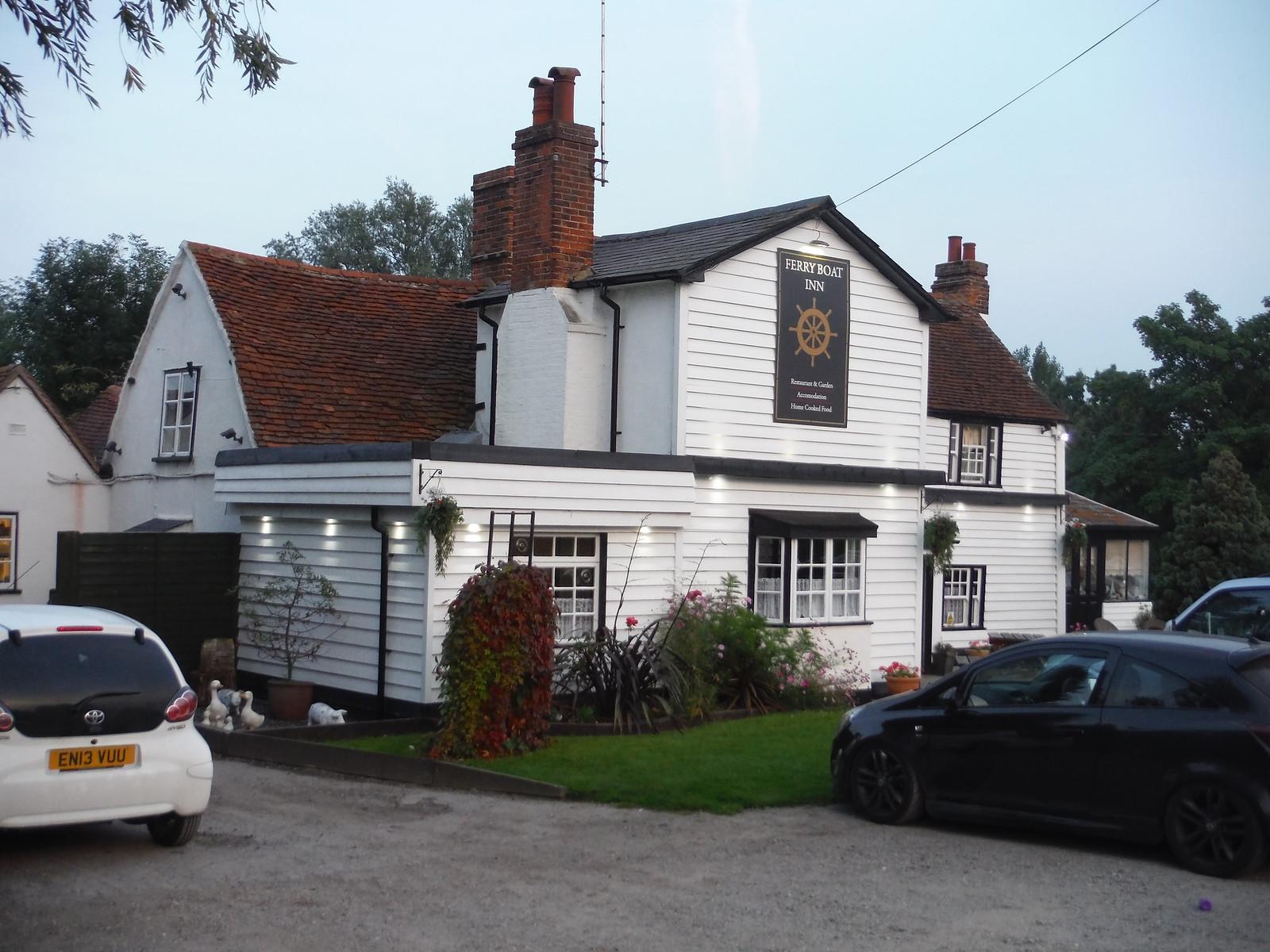 Ferry Boat Inn, North Fambridge SWC Walk 159 South Woodham Ferrers to North Fambridge