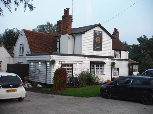 Ferry Boat Inn, North Fambridge