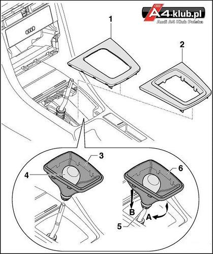 70944 - Instalacja przełącznika deaktywacji poduszki pasażera AIR BAG OFF - 19