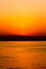 День 6. Закат на Женевском озере - и вот солнце уже скрылось, остались только отблески