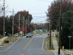 Road Into Walkersville.