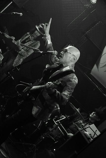 JAMES BAND live at Walkin', Tokyo, 01 Nov 2015. 336
