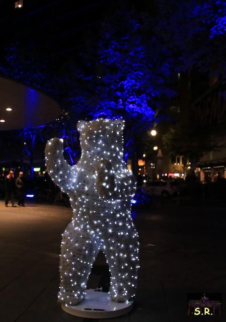 Festival of Lights 2015  Potsdamer Platz 2