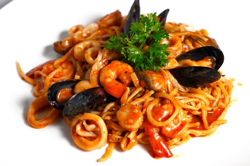 Spaghetti-Portofino