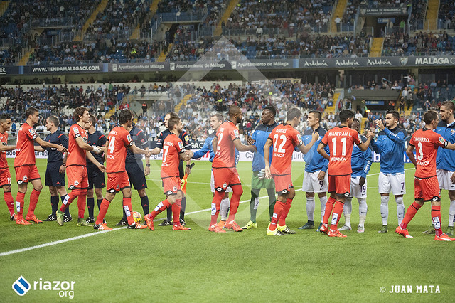 Temporada 15/16. Jornada 9ª. Mága C.F. 2 -  R.C. Deportivo 0