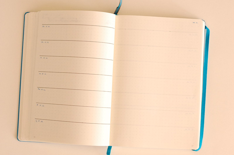 November personal weekly tasks week 2