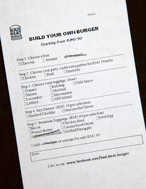 Bad-Beat-Burger-Ordering-Chit