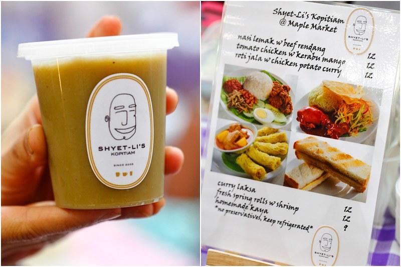 Shyet Li Food