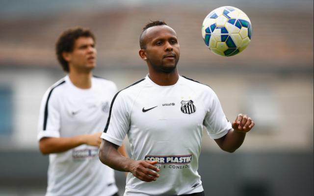 Flamengo observa Chiquinho, do Santos