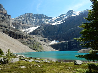 The most beautiful place on earth - Lake O'hara - Yoho National Park
