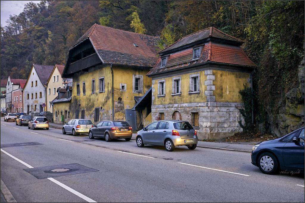 Die alte Ilzstadt - Das Gasthaus Zur Fels'n