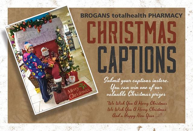 Brogans Captions Competition