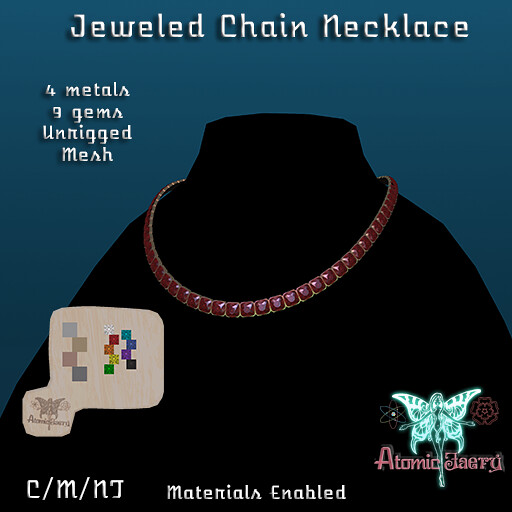 Jeweled Chain