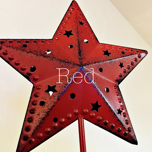 December Reflections :: Red