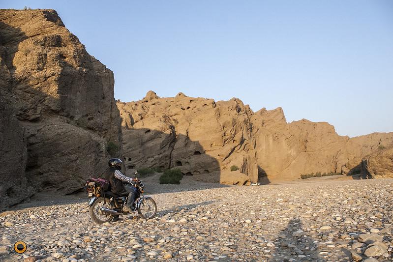 Trip to Cave City (Gondhrani) & Shirin Farhad Shrine (Awaran Road) on Bikes - 23233873991 e9e45cdff6 c