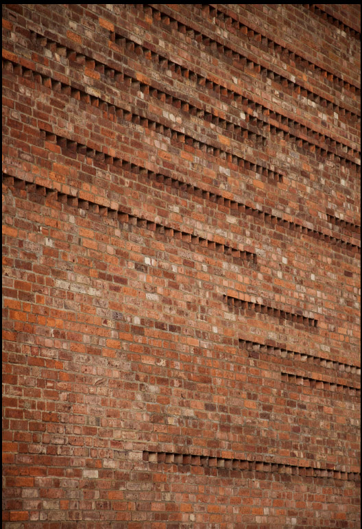 St Bride's East Kilbride Brick Detail