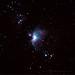 Orion Nebula, DSLR at 400mm by Jeffrey Sullivan