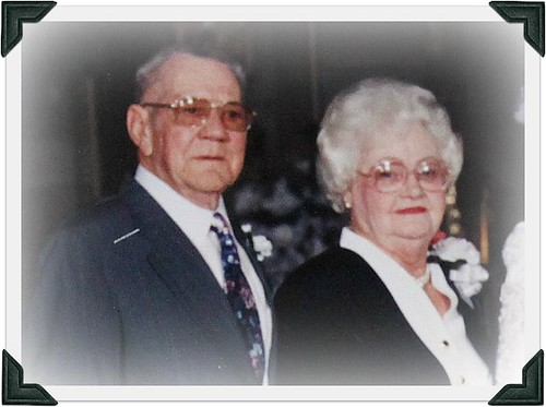 Granny and Pap 1996