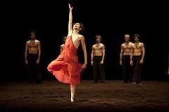 Mon premier spectacle de Pina Bausch: le sacre du printemps à l'opéra Garnier. :star2: Sensationnel :star2: