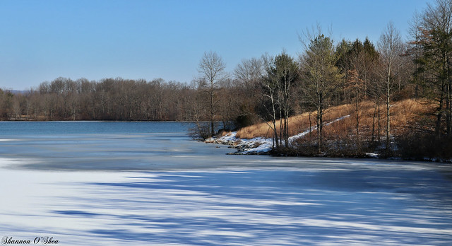 Cold lake blues