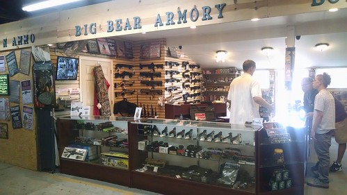 Big Bear Armory