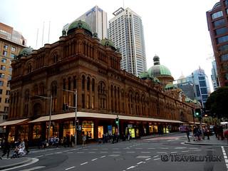 퀸 빅토리아 빌딩 의 이미지. queen victoria building sydney australia historical