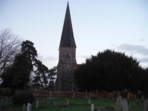 St. Peter, Brimpton