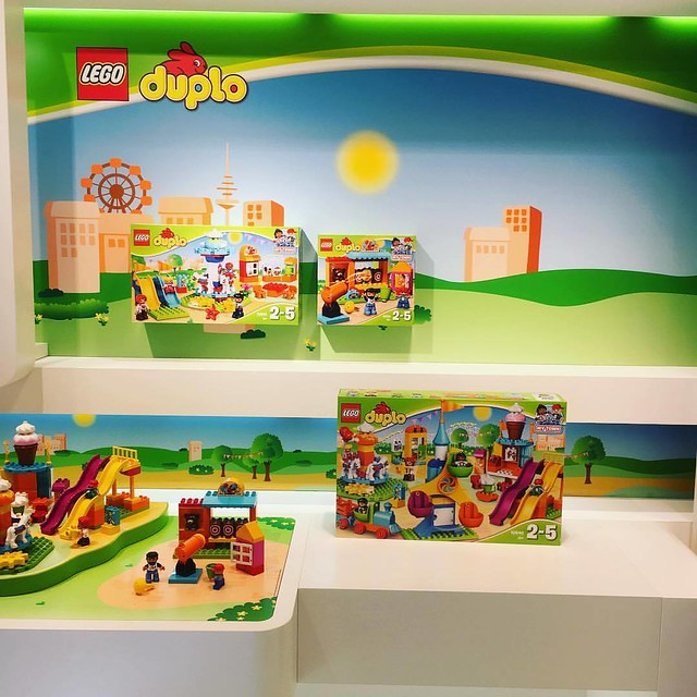 Nürnberg Toy Fair 2017 Lego Duplo 1
