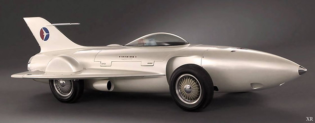 1953 ... Firebird 1 : GM