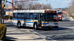 Prince George's County THE BUS Gillig Low Floor Advantage #63192